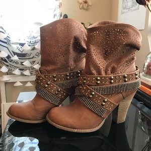 Not Rated cowgirl boots